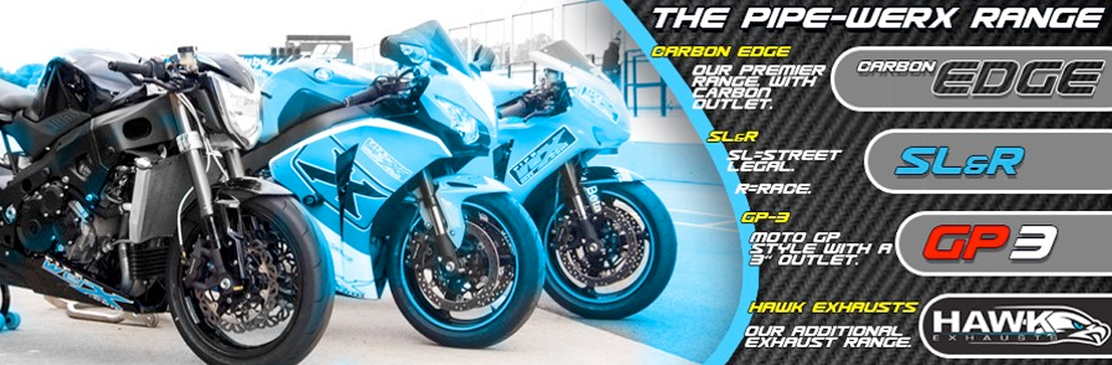 Pipe Werx Bikes | High Quality Motorcycle Exhausts | Lancashire