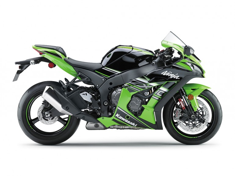 Kawasaki ZX10R 2016 Onwards