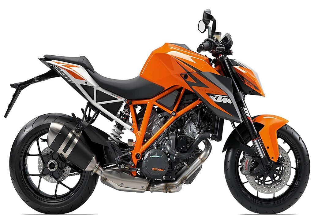 KTM 1290 Superduke R and GT 2014+ inc. decat