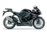 GSXR 600 L1 2011 Onwards