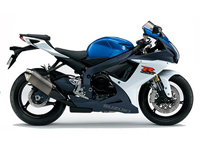 GSXR 750 L1 2011 Onwards