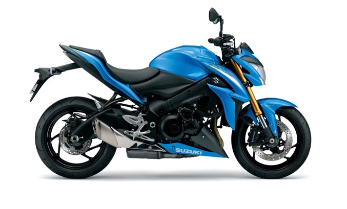 GSXS - 1000 F N 2015 Onwards