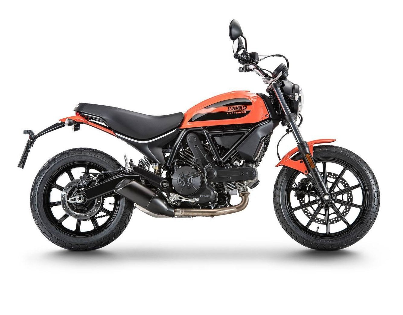 Scrambler 800 2014 Onwards