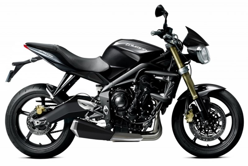 Triumph Street Triple 675 2013 Onwards
