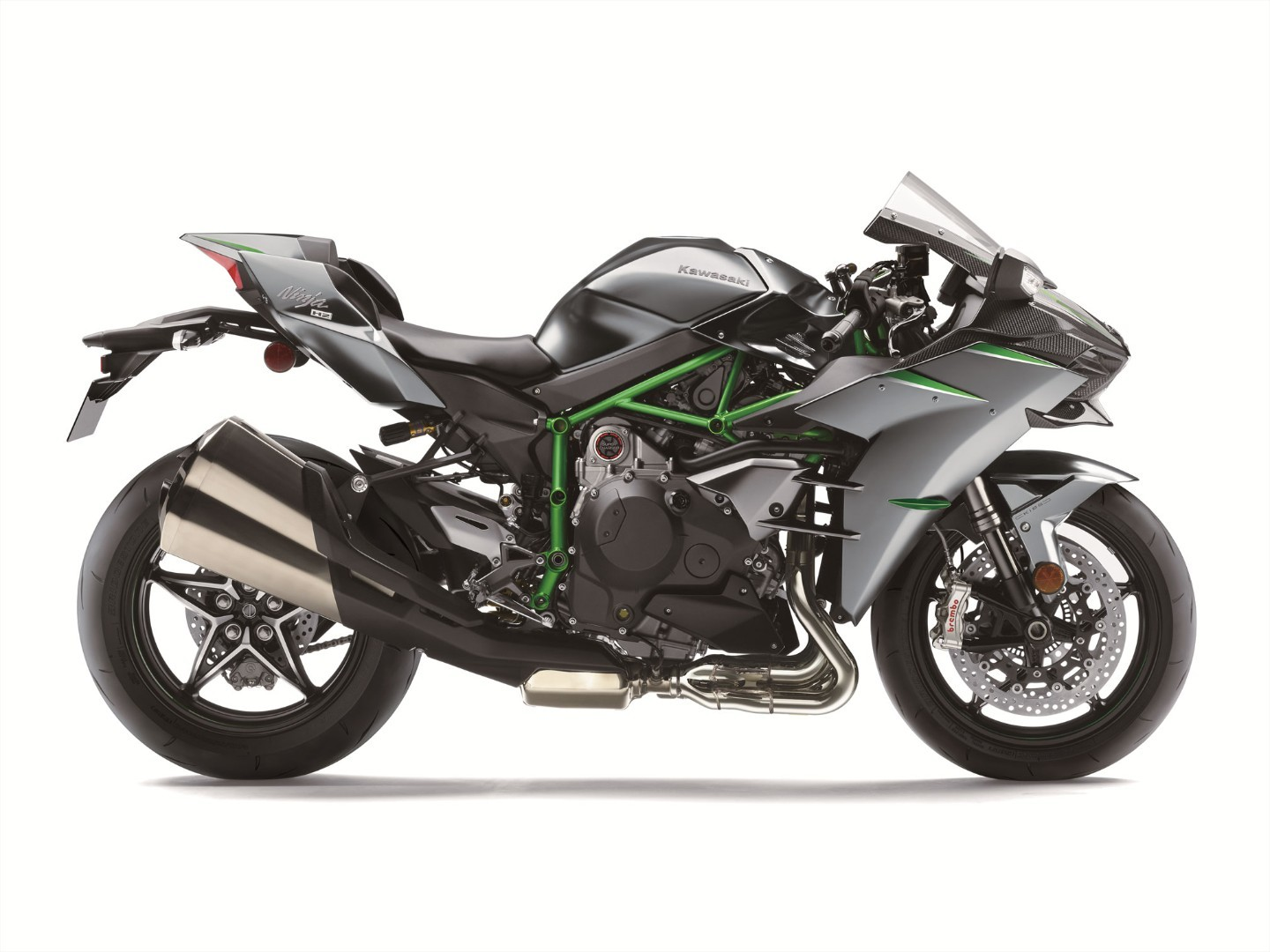 Kawasaki H2 2018 Onwards