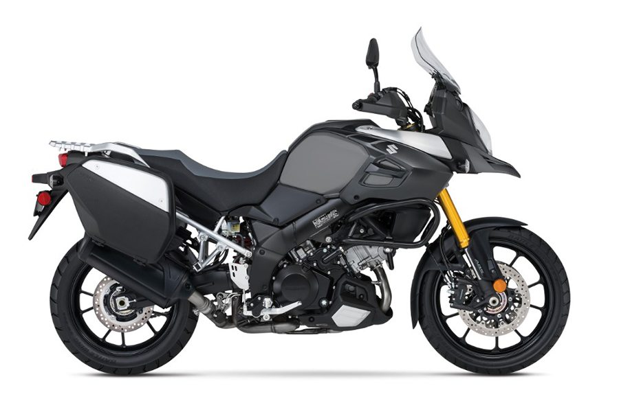 Suzuki V-Strom DL1000 2013 Onwards