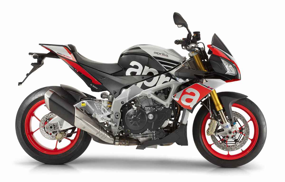 RSV4 1100 Tuono & Factory 2017 Onwards