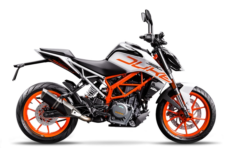 KTM 390 Duke 2017 Onwards