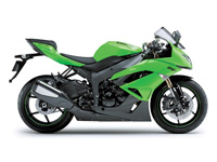 Kawasaki ZX6R 2009 Onwards Decat